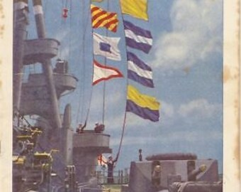 Portsmouth Royal Navy Week 1938 Poster A3 Reprint