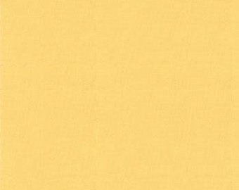 Goldenrod, Bella Solids, Prairie, from Moda
