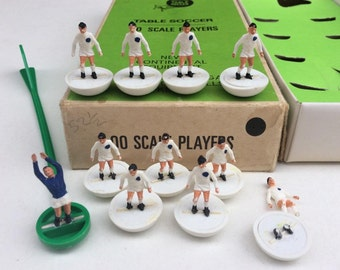 Subbuteo Heavyweight Team - Israel 113 - Table Football 1970s World Cup