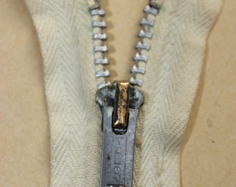 Vintage Zipper TALON 40s 30s