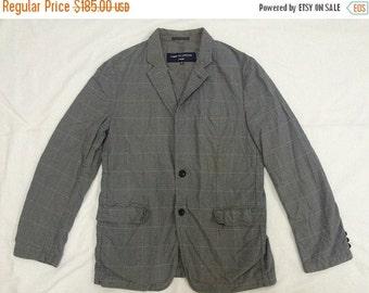 SALE 25% Vintage Comme Des Garcons CDG Coat Blazer Jacket Rare