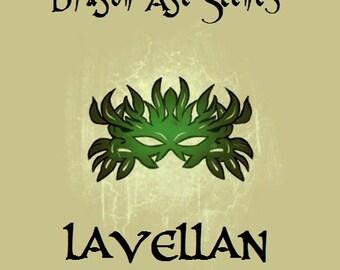Dragon Age Scents: LAVELLAN