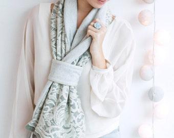 BALANCE-40% scarf tie Youpla: mist EC11 (2015)