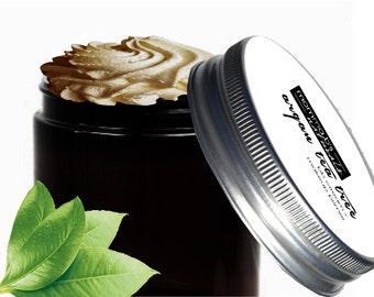 BB Cream Natural Makeup Primer Tinted Moisturizer Argan, Honey & Tea Tree