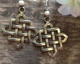 Celtic Queen Earrings