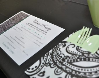 Event Programs For Any Occasion