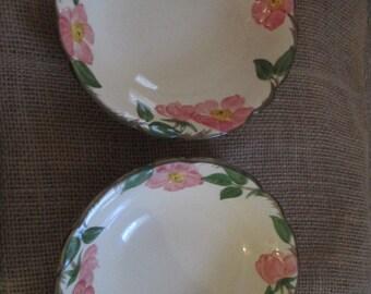 Desert Rose Salad Bowls