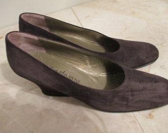 Yves Saint Laurent Suede Shoes