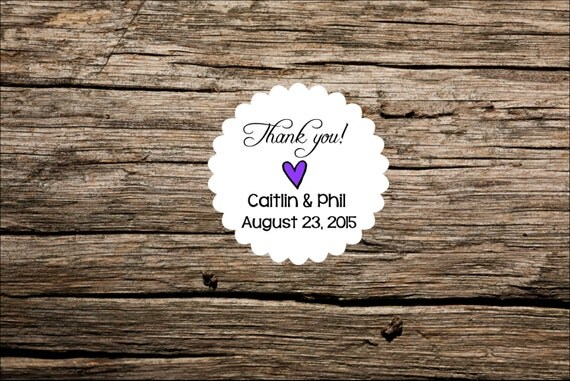 Wedding Gift Tags Singapore : Thank You Tags, Custom Wedding Favor Tags, Round Favor Tags, Favor Tag ...