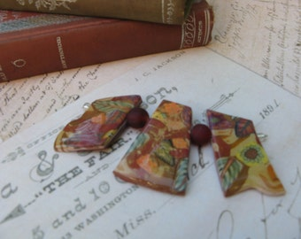 Destash Necklace Focal Beads