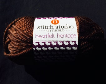 "Stitch Studio by Nicole - Heartfelt Heritage in ""Firewood"""