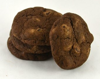 Double Chocolate Chip Cookies - Homemade - 24 count
