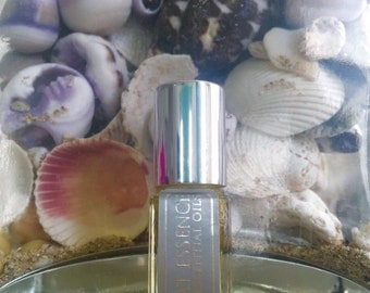 Neroli Orange Blossom Natural Perfume, Pure Essential Oils, Green Beauty Fragrance, Handcrafted in a Hawaii Beach Town
