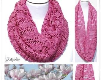 Knitting Pattern Cowl Magnolia