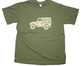Men's Land Rover Series 1 Est. 1948 T-Shirt
