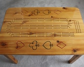 0300 Cribbage Table, Ceda...