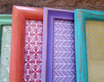 8x10  Distressed Frames (set of 4)