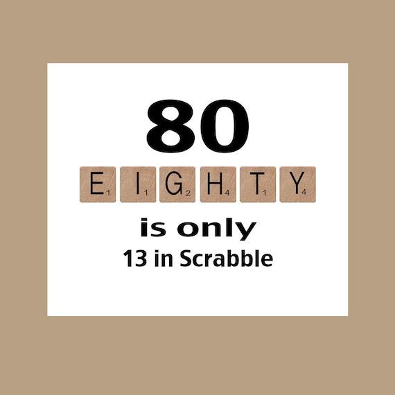 80th Birthday Card 80 Birthday Card Grandpa Birthday Card – 80th Birthday Cards for Men
