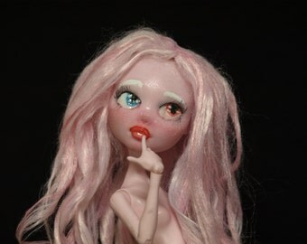 Candace OOAK Monster High Custom Repaint