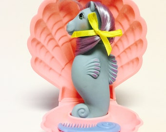 My little Pony Vintage G1 - Hasbro - Seawinkle with Shell