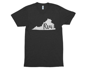 Richmond Shirt // Virginia Shirt // Richmond Gift // Gift For Her // Gift For Him // The Busy Bee