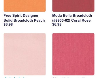 Solid pink Cotton blackout Curtain panels (set of 2)! Many great colors to choose from! Any length!