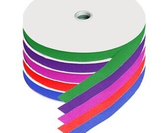 """3/4"""" Colored Hook & Loop Fastener 25 yds."""
