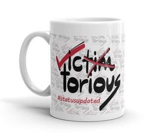 VICTORIOUS - 11oz Mug