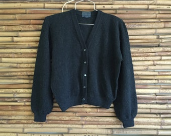 Vintage Black Sweater