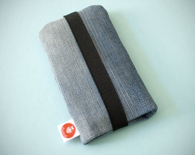 "Smartphone Cover for iPhone & Co. ""stonewashed"" - M"