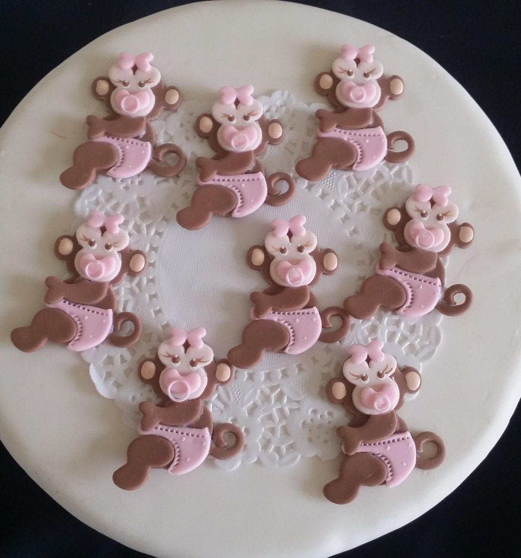 Monkey Cake Toppe