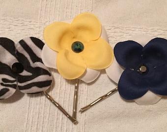 Misc Hydrangea Hair Pins