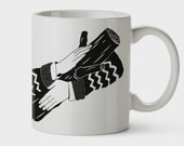 DianeTwin Peaks - David Lynch's Mug.