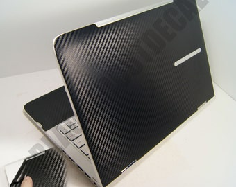 Carbon fiber Skin Wrap for HP Spectre x360 2-in-1 13.3""