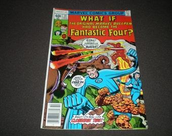 What if 11 (1977 series), Marvel Bullpen - Fantastic Four, 1978, Marvel B01