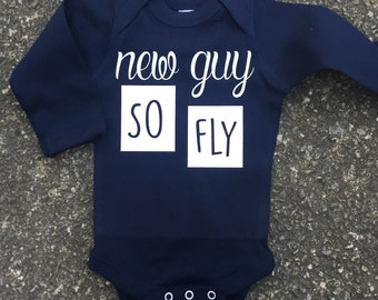 New guy so fly