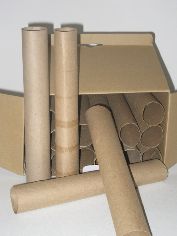 Cardboard tubes toilet tissue rolls paper towel rolls for Paper towel cardboard tube crafts