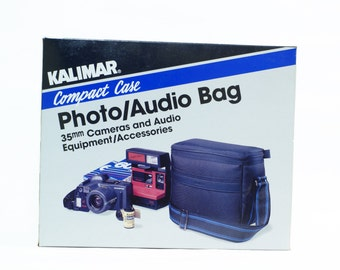 New In Box Kalimar Camera Bag For Polaroid Cameras