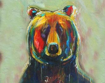 Back woods Bear
