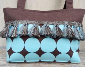 Awesome Mod Handmade Shoulder Bag!