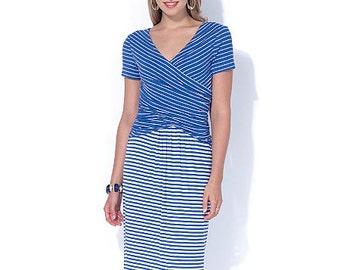 Misses' Gathered Waist Dresses McCall's Pattern M7319