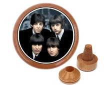 Wine bottle stopper. The Beatles gifts. The beatles collectibles. Beatles memorabilia. Beatles Souvenirs. John Lennon. Paul McCartney.