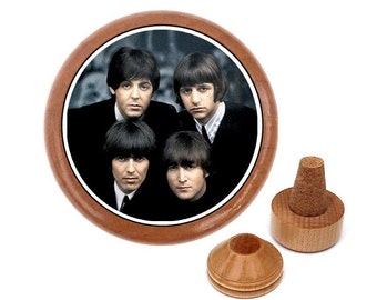 Wine bottle stopper. The Beatles gifts. The beatles collectibles. Beatles memorabilia. Beatles Souvenirs. John Lennon. Paul McCartney.