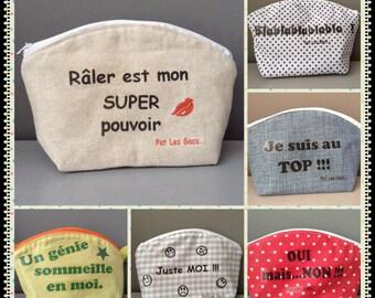 pouch original and unique