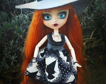 Dress witch / witch dress pullip obitsu L