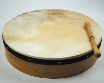 "ProKussion 16"" Plain Bodhran Irish Drum"