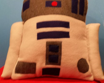 Star Wars  Inspired  r2d2 Pillow