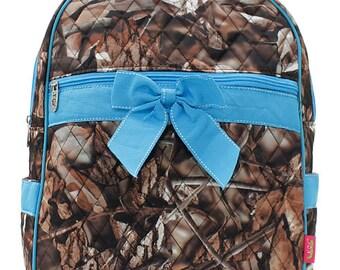 camo backpack, camo diaper bag, camo baby gift, camo bag