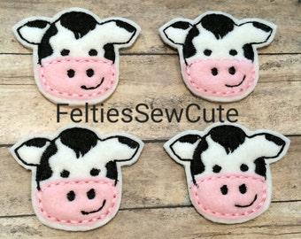 Cow Feltie