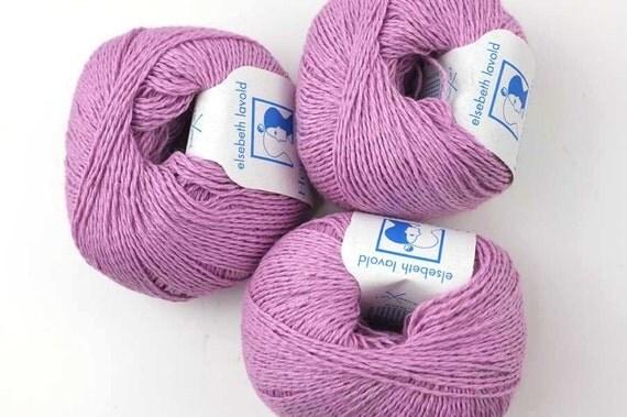 Modal Knitting Yarn : Hempathy hemp yarn color berry lavender cotton